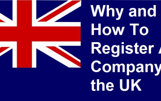 Resistration company in UK.