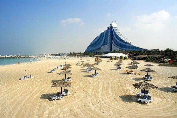 Greek beach.